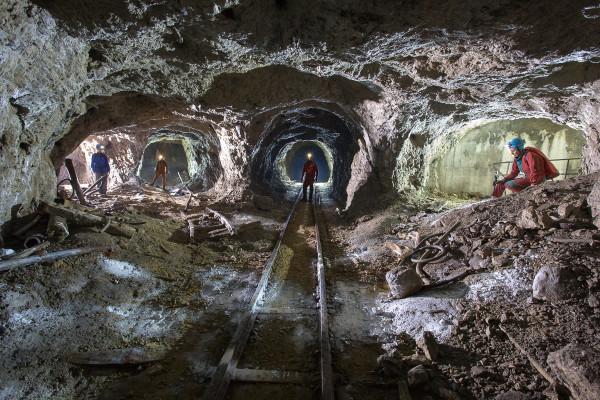 Miniera Salafossa, S.Stefano di Cadore