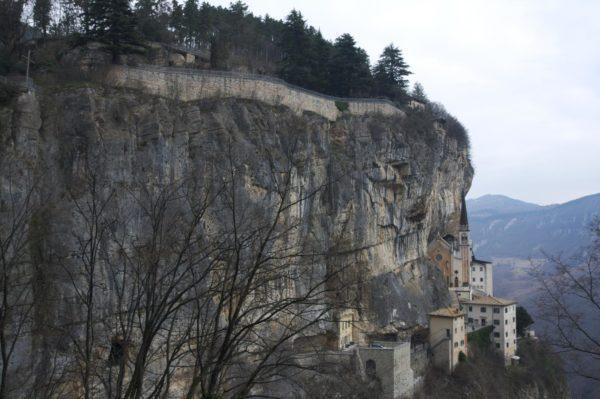 Escursione al Santuario della Madonna della Corona @ Brentino Belluno