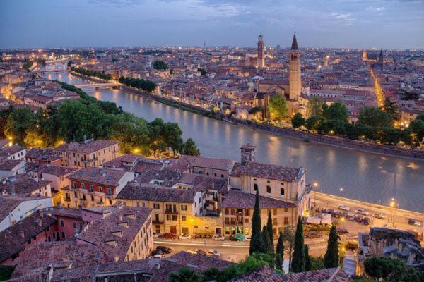 Trekking urbano a Verona @ Verona