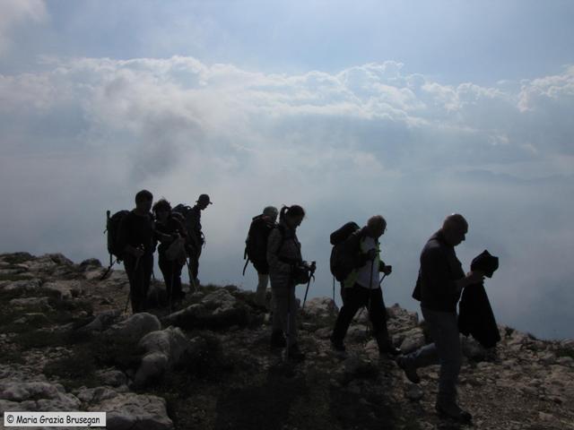 SENTIERO DELLA PACE 2010 - 2a tappa - Monte ALTISSIMO (Monte Baldo) (5)