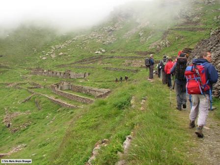 SENTIERO DELLA PACE 2009 - 1a tappa - VAL MONTOZZO, Alpi Retiche meridionali,  Catena Ortles-Cevedale (7)
