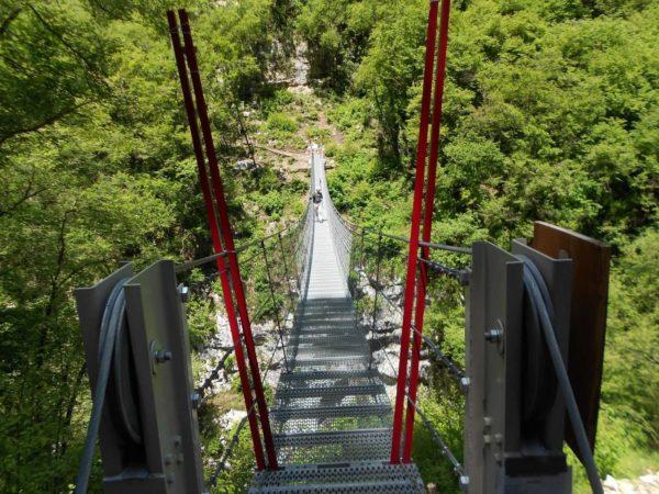Il Canyon del Rio Mondrago - Monti Lessini