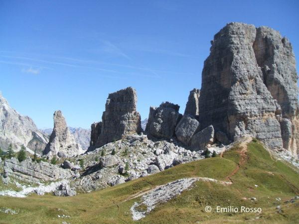 Escursione naturalistica Anello delle 5 Torri