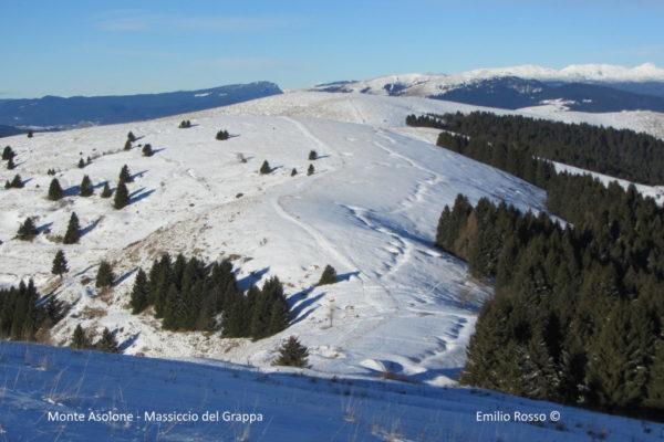 Escursione a Monte Asolone - Emilio Rosso, Piera Pellizzer