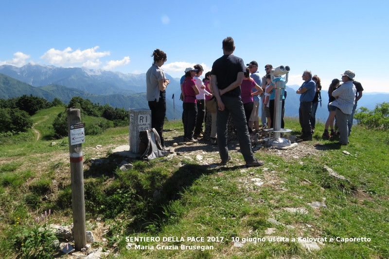 06 Sentiero della Pace 2017 Kolovrat-Caporetto IMG_2555