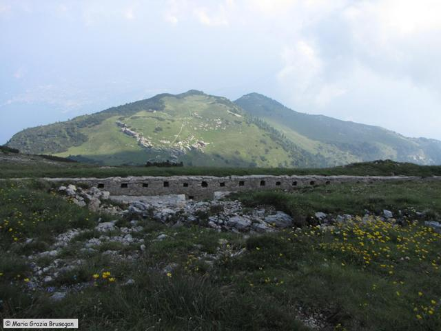 SENTIERO DELLA PACE 2010 - 2a tappa - Monte ALTISSIMO (Monte Baldo) (6)