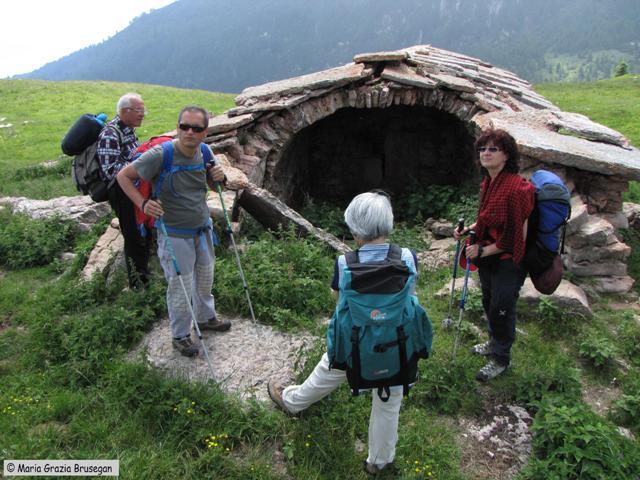 SENTIERO DELLA PACE 2010 - 2a tappa - Monte ALTISSIMO (Monte Baldo) (8)