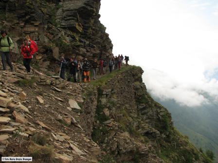 SENTIERO DELLA PACE 2009 - 1a tappa - VAL MONTOZZO, Alpi Retiche meridionali,  Catena Ortles-Cevedale (8)